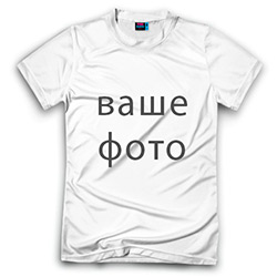 Мужская 3D футболка с вашим принтом Создать 04bd0f5723795